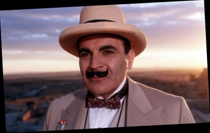 David Suchet's brother didn't think he should play Poirot