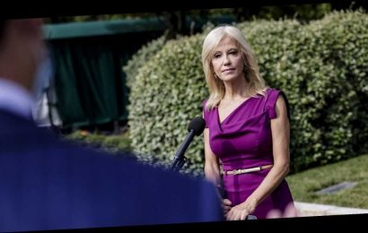 Kellyanne Conway Is Leaving the White House
