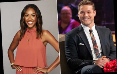 Colton Underwood Reacts to Ex Tayshia Adams Becoming the Bachelorette