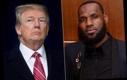 LeBron James Says NBA Players Are Not 'Sad' About President Trump Refusing to Watch Games