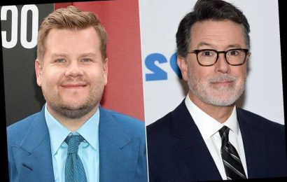 Stephen Colbert and James Corden Are Set to Return to the Studio amid COVID-19 Pandemic