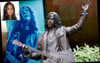 Chris Cornell's Widow Vicky Addresses Vandalism to His Seattle Statue: 'Hate Will Not Win'