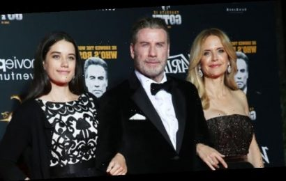 John Travolta & Daughter Ella, 20, Dance Together In Sweet Tribute To His Late Wife Kelly Preston