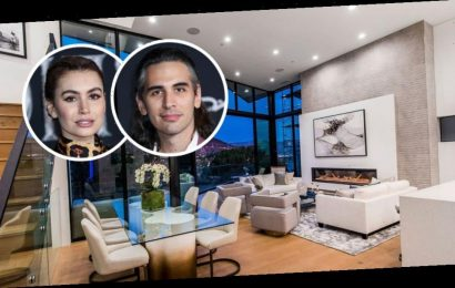 Sophie Simmons, Nick Simmons Upgrade to Striking Hollywood Architectural