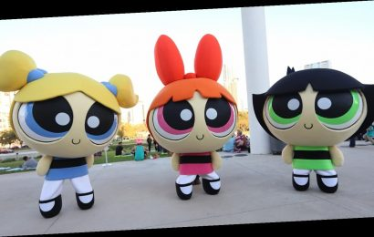 Live Action 'The Powerpuff Girls' Show In The Works at The CW!