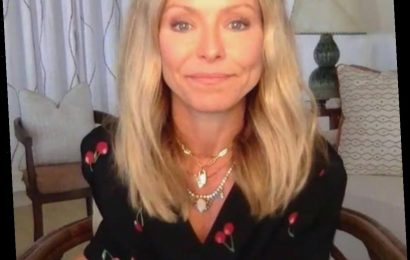 """Kelly Ripa Has the Perfect Clapback After Fan Complains About """"Lack of Personal Grooming"""""""
