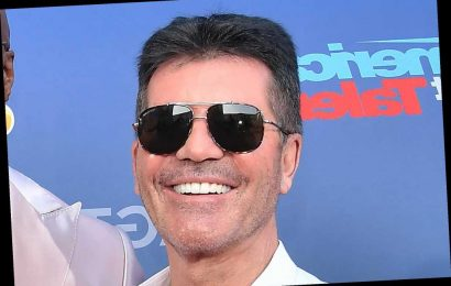 Simon Cowell 'in good spirits' after breaking his back in e-bike accident