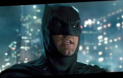 Ben Affleck Is Returning To Play Batman For Next DC Movie