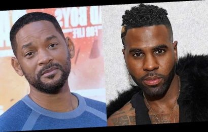 Jason Derulo Knocks Out Will Smith's Front Teeth With Golf Club: Watch