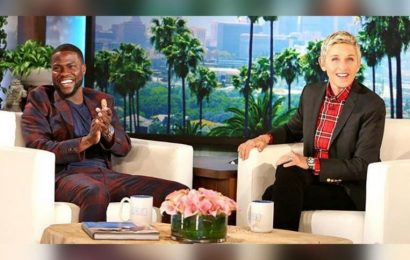 Actor Kevin Hart and singer Katy Perry jump to Ellen DeGeneres' defence