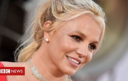 Britney Spears asks court to remove dad's control