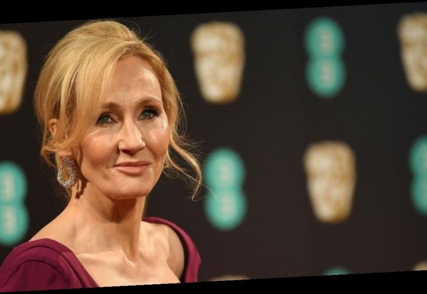 JK Rowling slammed for 'gross' new book about cross-dressing serial killer