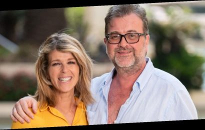 Kate Garraway 'finding hope' in Covid coma survivors as Derek fights for life