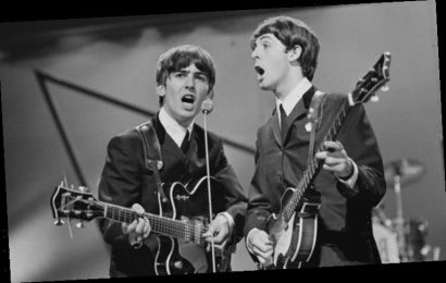 The Beatles: Paul McCartney shares childhood photo with George Harrison and Ivan Vaughan