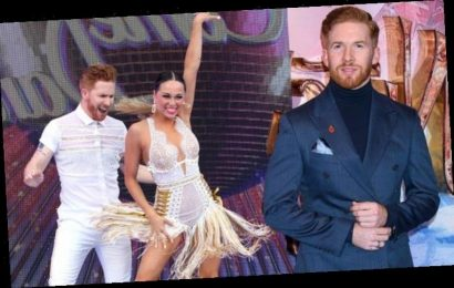 Neil Jones: Strictly star speaks out after reports he has been demoted: 'Never that good'