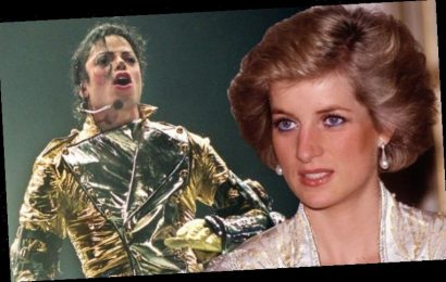 Michael Jackson CANCELLED his concert when he learned of Princess Diana's death