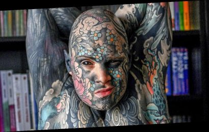Man Claims His Tattoos Lost Him Kindergarten Teaching Gig
