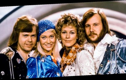 ABBA reunite three decades after band break-up for 50th anniversary concert