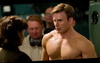 Chris Evans finally breaks silence after he accidentally posts 'd**k pic' online