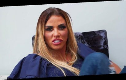 Katie Price buys ovulation test as she 'tries for baby' with new man Carl Woods