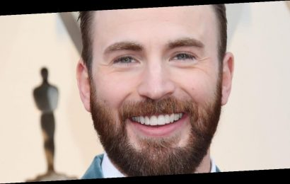 Avengers hunk Chris Evans 'posts d*** pic online' before quickly deleting snap