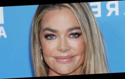 Denise Richards and 'RHOBH' Producer Get Heated in Unaired Season 10 Scene