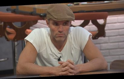 Big Brother wall-yeller causes house lockdown, live feeds to go down