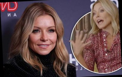 Who is Kelly Ripa and what is her net worth?