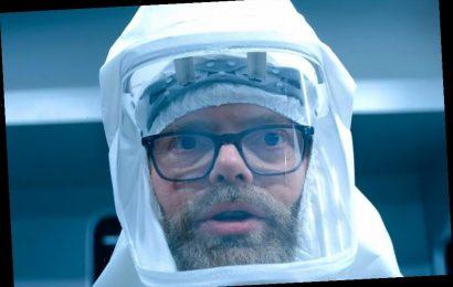 'The Breakdown': Rainn Wilson on Gillian Flynn's 'Utopia'
