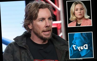 Dax Shepard admits he secretly relapsed on pills days after wife Kristen Bell celebrated his 16-year sober anniversary