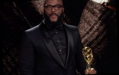Tyler Perry Acknowledged Critics While Accepting The TV Academy's Governor's Award