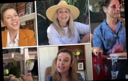 'Full House' Cast and Jeff Franklin Sing Sweet Ode to Comet – And All Dogs Everywhere