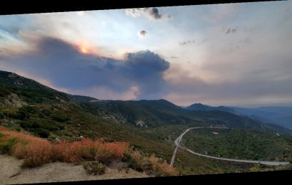 Bobcat Fire Engulfs Nearly 5,000 Acres; U.S. Forest Service Orders Closures Of Angeles National Forest, Several Other Natural Grounds