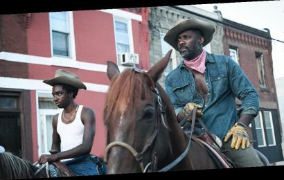 'Concrete Cowboy' Review: Idris Elba Plays a Tough Inner-City Horseman in Masterful Father-Son Drama