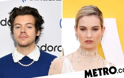Harry Styles and Lily James 'in talks' to star in LGBTQ romance My Policeman