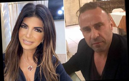 Teresa and Joe Giudice finalize divorce after 20 years of marriage