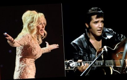 The surprising relationship between Dolly Parton and Elvis Presley