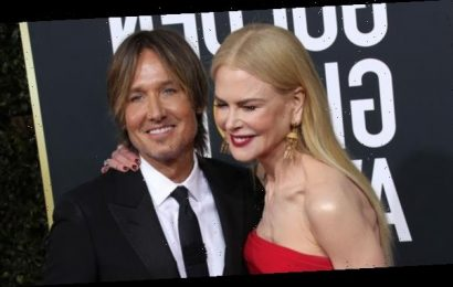 Nicole Kidman Kisses Husband Of 14 Years Keith Urban & Raves About His New Album – See Pic