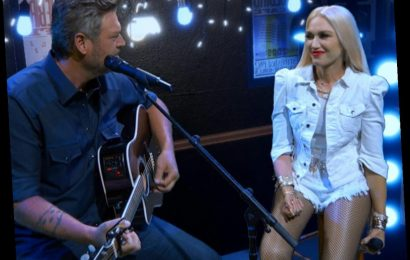 Gwen Stefani and Blake Shelton's Romance Takes Center Stage During 2020 ACM Awards Performance