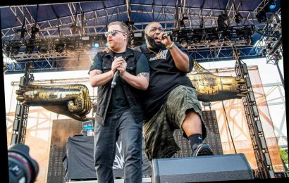 Run the Jewels to Perform All of 'RTJ4' for Special Voter Registration Concert