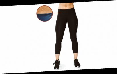 The Heat Is On: These Sauna Leggings May Maximize Your Weight Loss Results