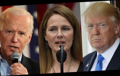 Trump Officially Nominates Amy Coney Barrett to Supreme Court, Biden Reacts with Opposition