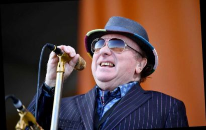 Northern Ireland's Health Minister Would Like a Word With Van Morrison