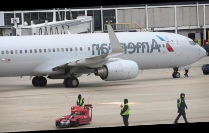 American Airlines allows crew to wear Black Lives Matter pin on uniforms