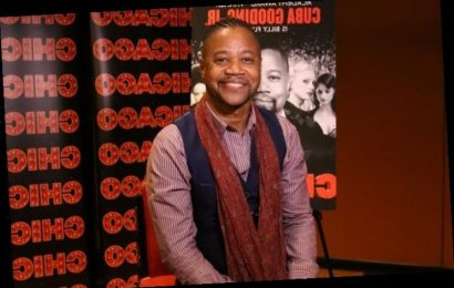 Cuba Gooding Jr. Saves Man Who Caught Fire During Party