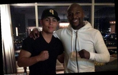 Floyd Mayweather Mourns Boxing Prodigy Danny Gonzalez Who's Shot Dead on Labor Day