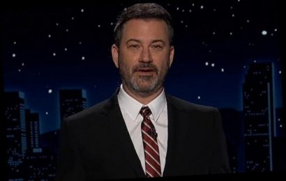 Jimmy Kimmel Pokes Fun at Lowest-Ever Emmy Ratings