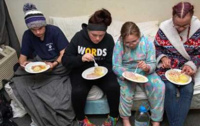How Hunger Persists in a Rich Country Like America