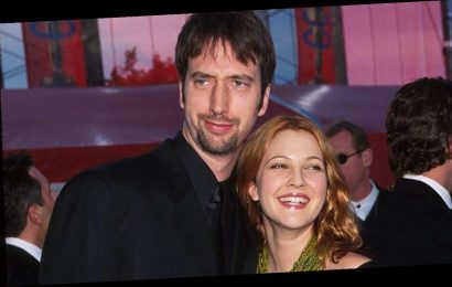 Drew Barrymore on Seeing Ex Tom Green After Not Speaking for 20 Years