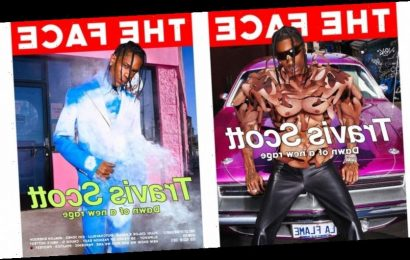 Travis Scott Talks Black Lives Matter and Kanye West With 'The Face'